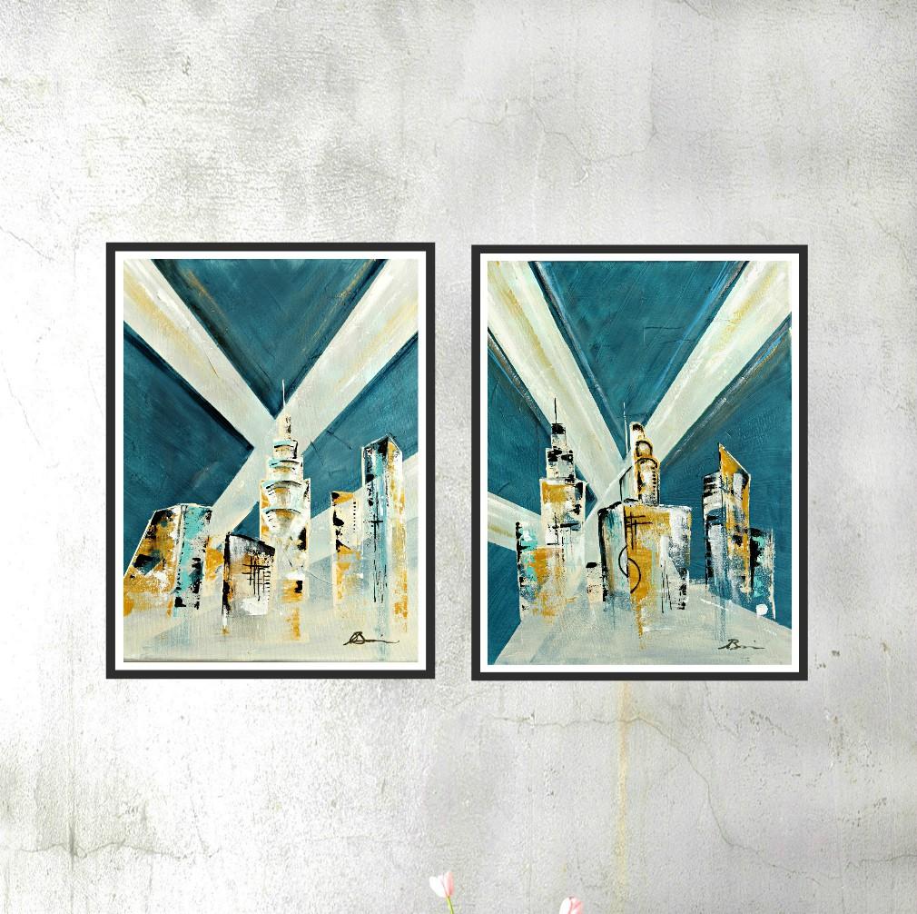 Metropolis II & III